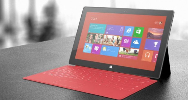 Microsoft Surface vs. iPad sales, Pro 2 needed