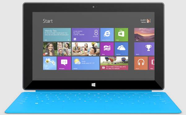 Microsoft Surface wins consumer love in reviews