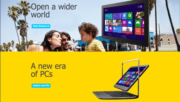 Windows 8 review meets upgrade download time