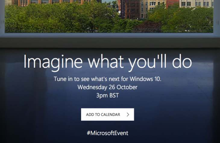 microsoft-event-today