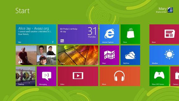Microsoft needs familiarity with Windows 8 tablet