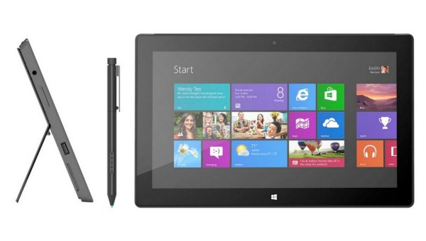 Microsoft hints Surface Pro battery cover, no dock