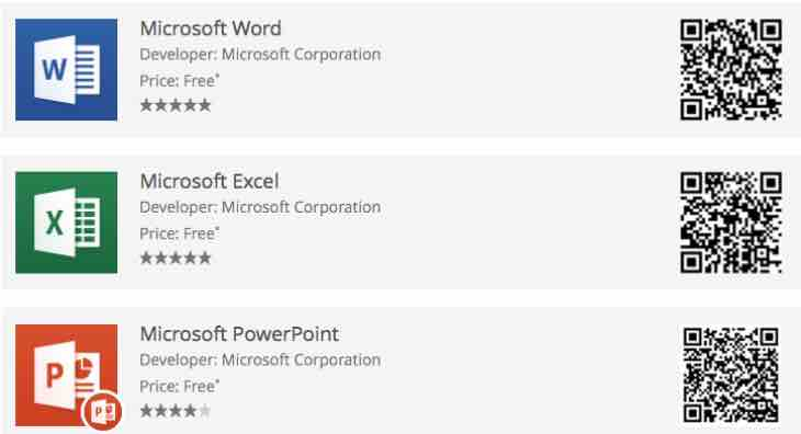 Microsoft word, excel and powerpoint August update