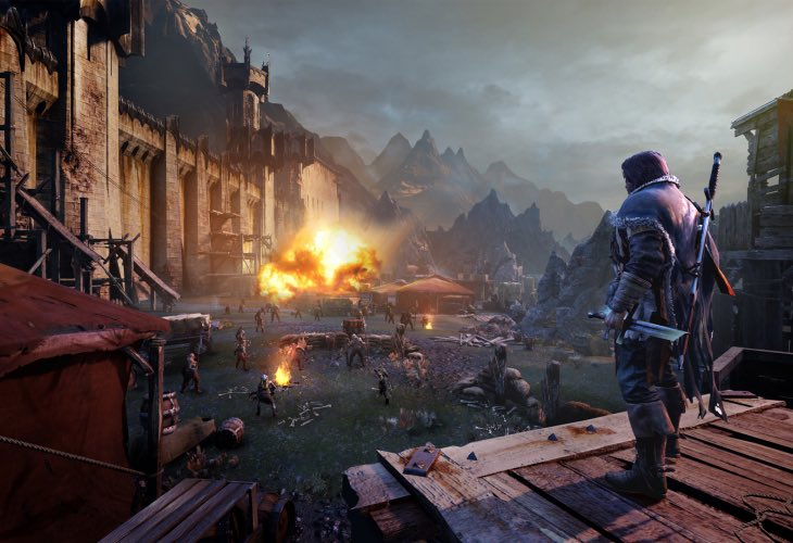 Middle-earth- Shadow of Mordor UK price