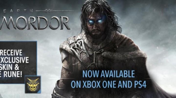 Middle-earth: Shadow of Mordor price at GameStop, Target, Walmart