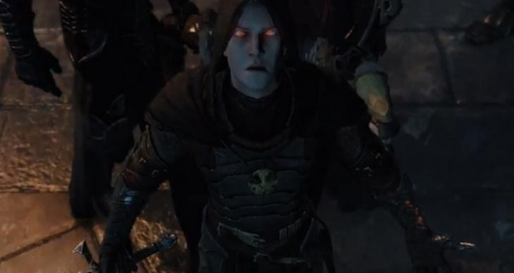 Middle-earth: Shadow of Mordor stars Troy Baker and Nolan North