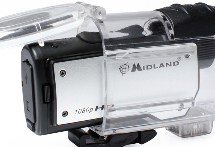 Midland XTC280 1080p HD Action Camera
