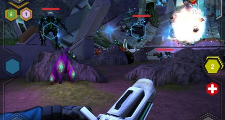 Midnight Star mobile FPS release resurrects iPad debate