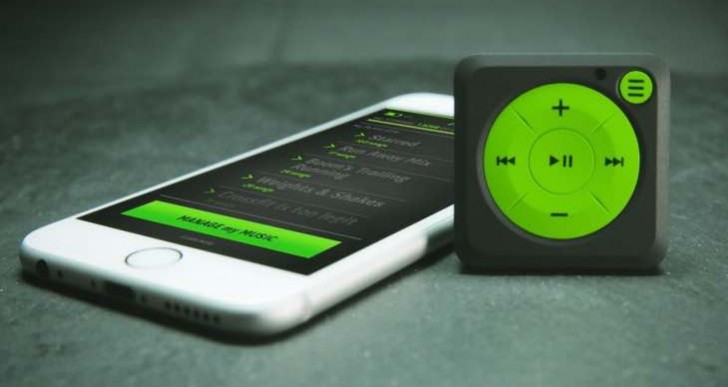 Mighty is the 2016 iPod Shuffle wannabe