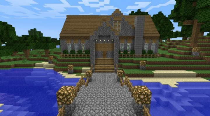 Minecraft PS4 akin to PC version