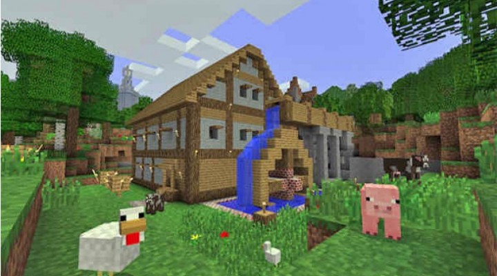 Minecraft 1.7.1 update today with patch notes