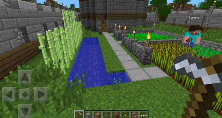 Minecraft PE 0.9.5.2 update for Android
