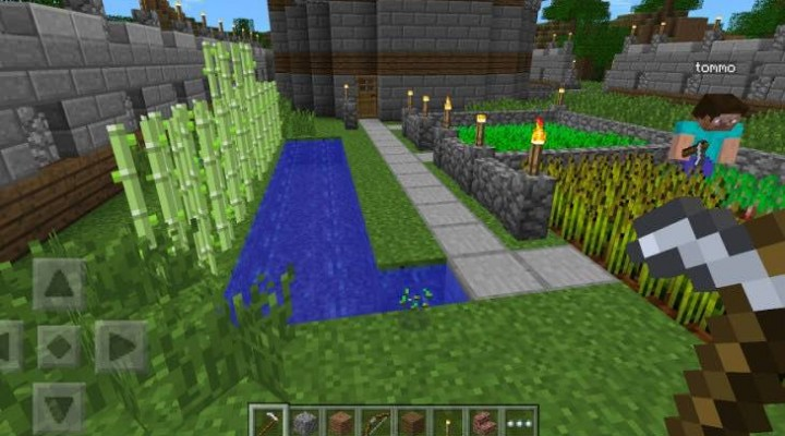 Minecraft PE 0.10 beta build 5 live, bug fixes listed