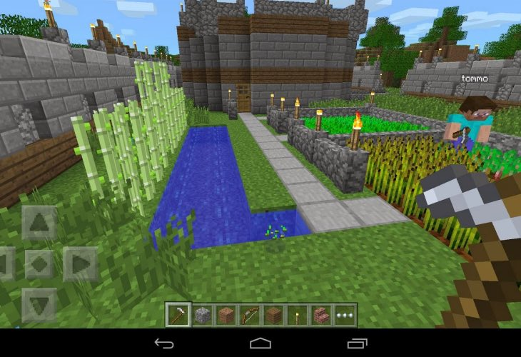 Minecraft PE 0.10 download