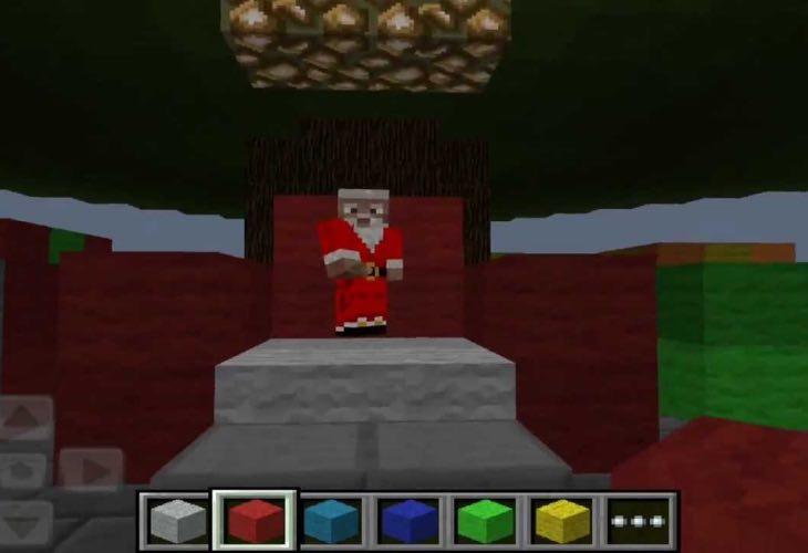 Minecraft PE 2014 Christmas