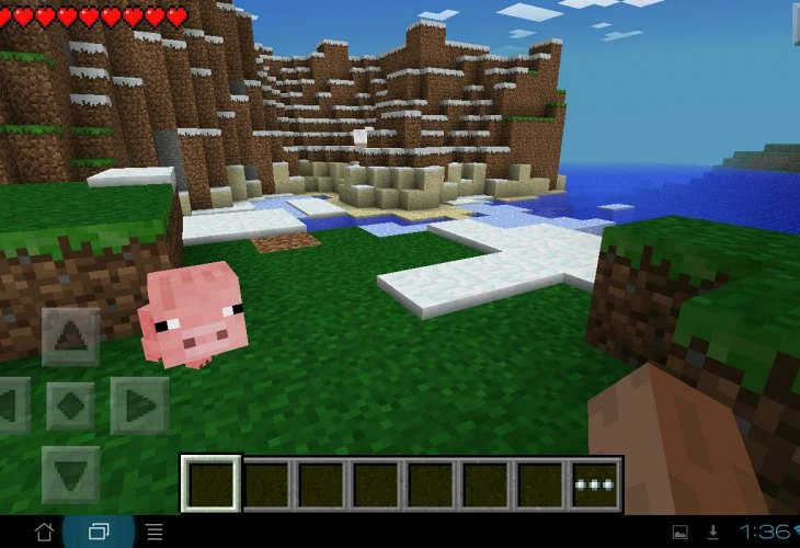 Minecraft PE update 0.9.0, list of changes