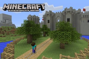 Minecraft PS Vita release date looming