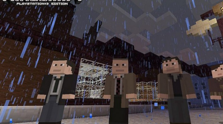 Minecraft PS3 update 14 live, PS4 still waiting
