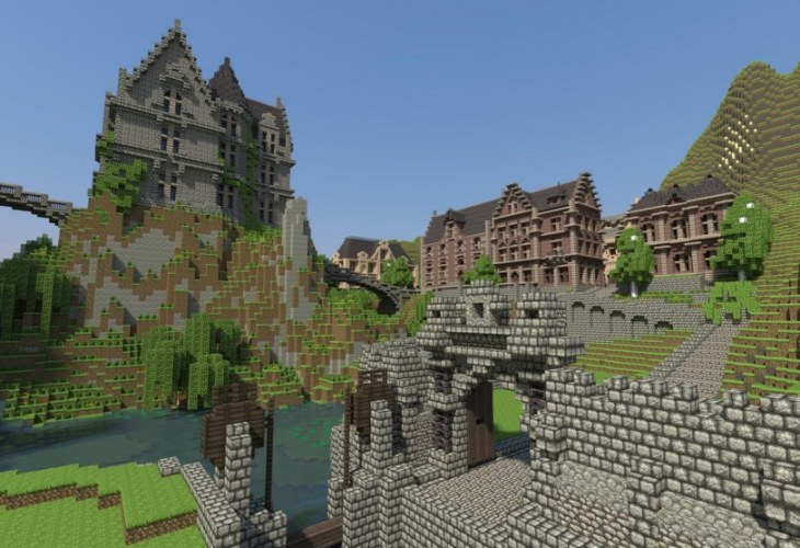 Minecraft- Xbox One Edition news update won't be long