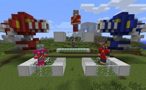 Minecraft: Xbox 360 update release time on Twitter first