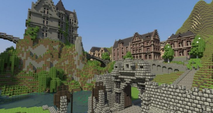 Minecraft for PS3 and PS4 development update