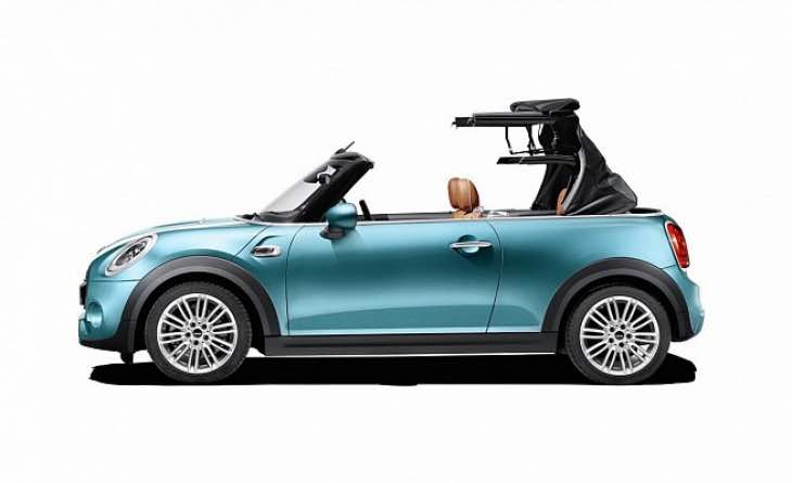 Mini Cooper Convertible price reveal in India