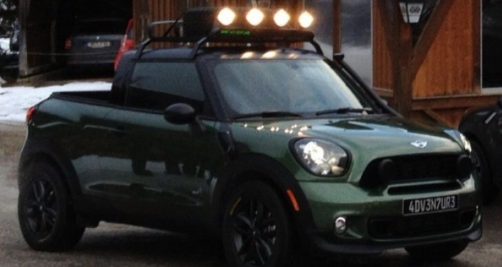 Mini Paceman pickup release possibility