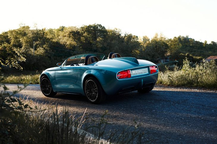 Mini Superleggera Vision prospect
