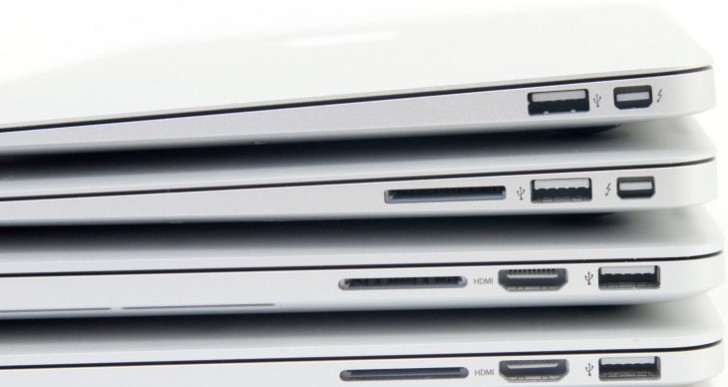Minor MacBook Pro and Air refresh at WWDC 2013