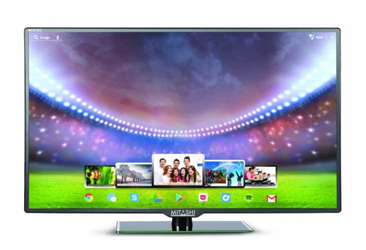 Mitashi MiDE050v01 FS TV price worryingly high in India