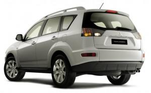 Mitsubishi Outlander recall for brake light switch error
