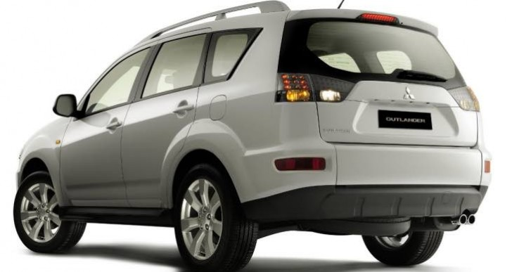 Mitsubishi Outlander recall for brake light switch error