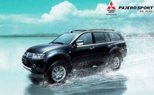 Mitsubishi Pajero Sport automatic price in India