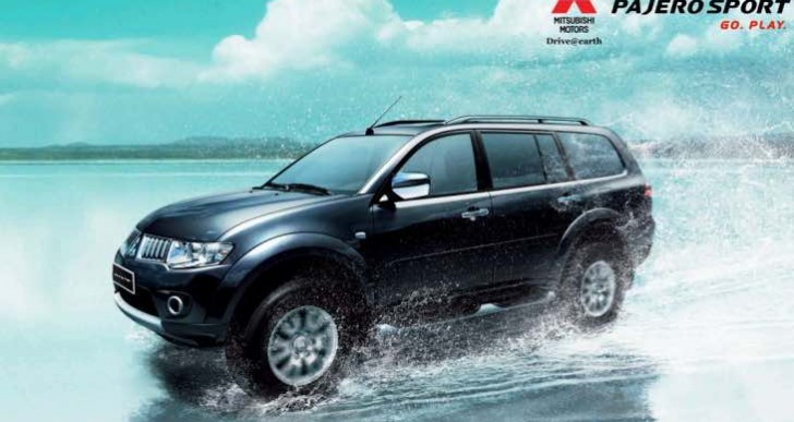 Mitsubishi Pajero Sport automatic price in India