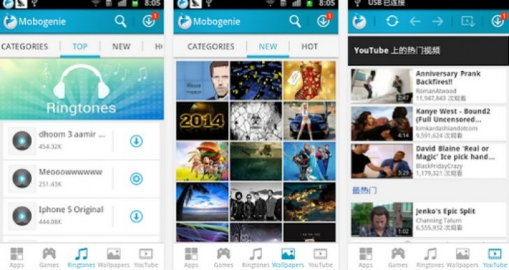 Mobogenie Market app removed from Play Store