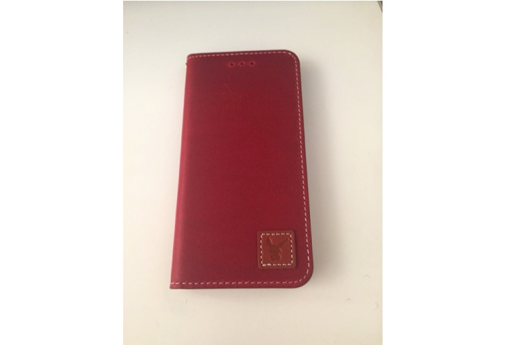 Moncabas Vintage Wallet leather case review for iPhone 6s 4
