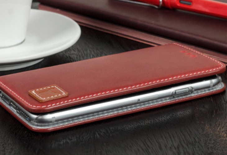 Moncabas Vintage Wallet leather case review for iPhone 6s