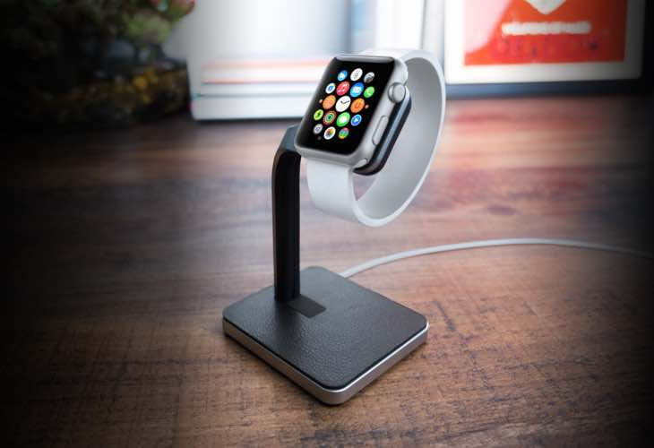 Mophie Apple Watch charging dock targets rival stands