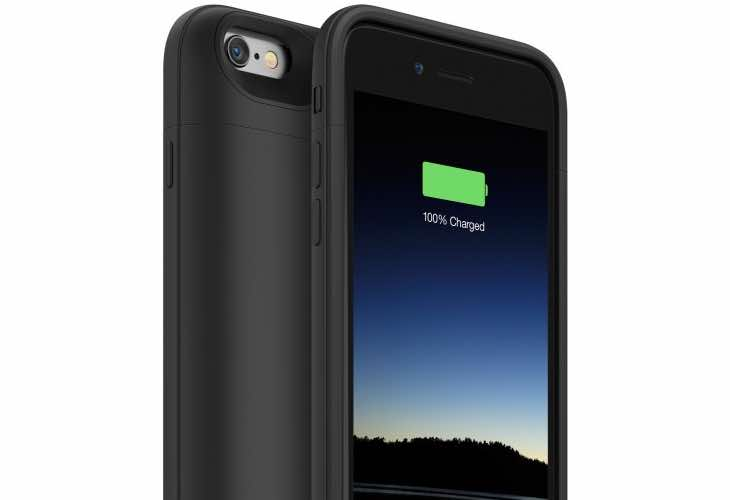 Mophie Juice Pack Air, Plus Vs Lifeproof for iPhone 6