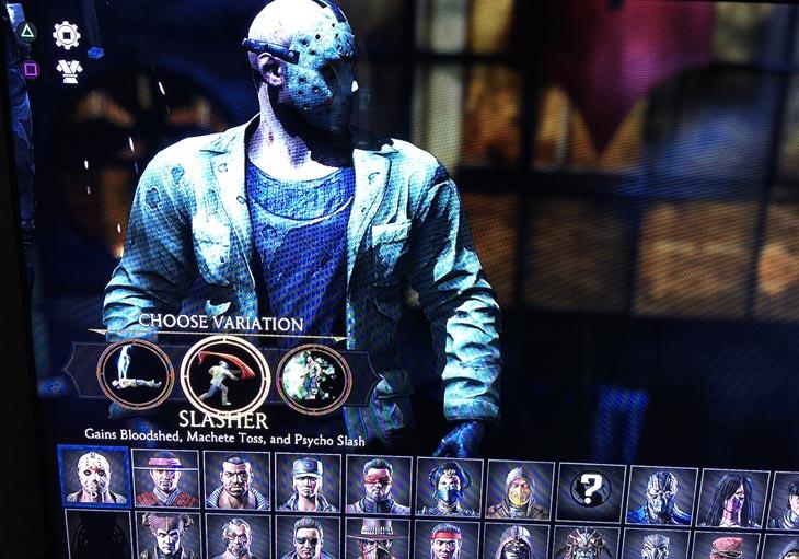 Mortal Kombat X Jason no content problem easily fixed
