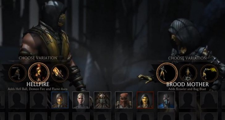 Mortal Kombat X PS4 gameplay live