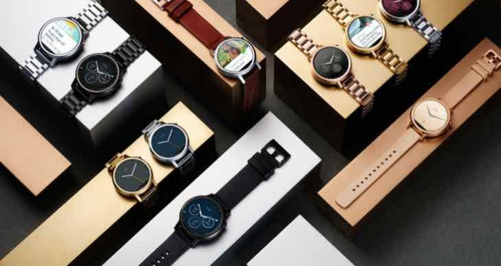 Moto 360 2 men and women's options for sizes, colors