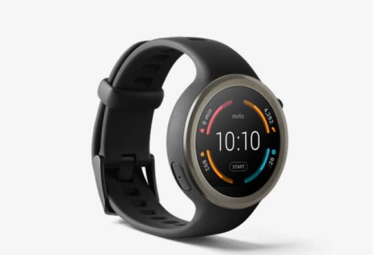 Moto 360 Sport availability