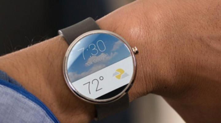Moto 360 watch design video