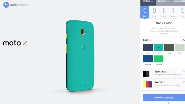 Moto X emulates Surface Pro marketing, AT&T only