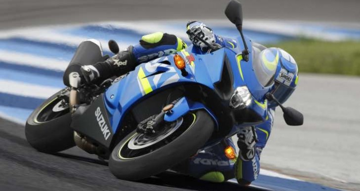 Motorcycle Live 2015 bikes include new GSX-R1000 Concept