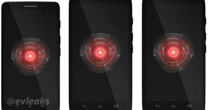 Motorola DROID Mini vs. Ultra and MAXX side-by-side