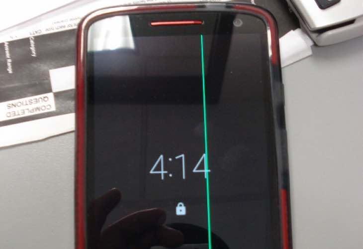 Motorola DROID Turbo 2 recall
