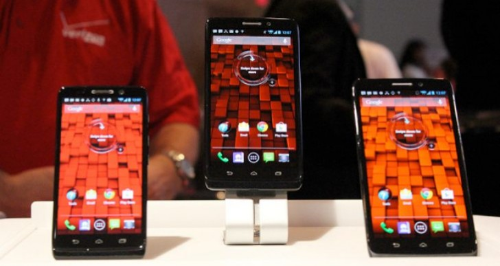 Motorola Droid Mini, Ultra and Maxx hands-on