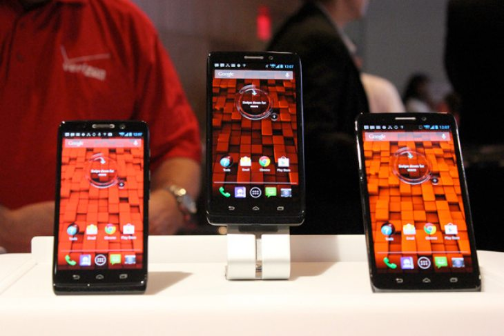 Motorola Droid Mini, Ultra and Droid Maxx hands-on